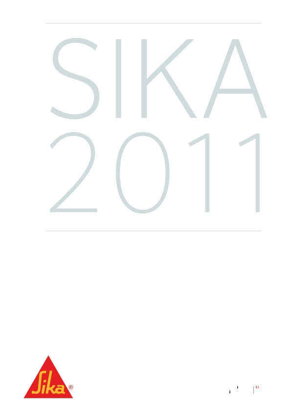 Sika Annual Report 2011 - Short Version